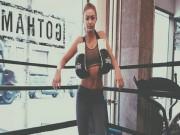 Thể thao - Cú đấm của siêu mẫu Victoria's Secret