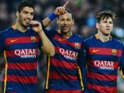 """Bóng đá - Barca áp đảo """"Dream Team"""" vòng bảng cúp C1"""