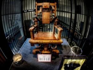 Thế giới - Ảnh: Bên trong nhà tù bỏ hoang đáng sợ ở Mỹ