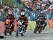 Thể thao - Đã mắt màn trình diễn ở giải đua mô tô Việt