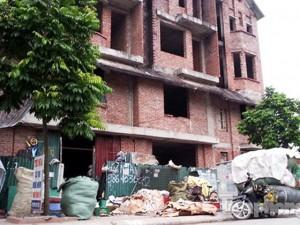 Tài chính - Bất động sản - Hà Nội: Biệt thự tiền tỷ làm nơi thu mua đồng nát