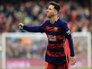 Bóng đá - Messi vẽ lên kiệt tác từ chấm đá phạt