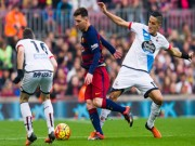 Bóng đá - Chi tiết Barca - Deportivo: Không thể tin nổi (KT)
