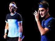 Thể thao - Nadal - Federer: So tài cuối năm (Tennis Ngoại Hạng)