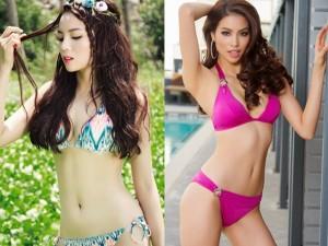 Làm đẹp - Vẻ nóng bỏng của 10 mỹ nhân dáng đẹp nhất showbiz Việt