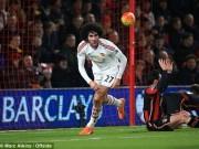 Bóng đá - Chi tiết Bournemouth - MU: Hàng thủ mơ ngủ (KT)
