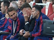 Bóng đá - 10 trận đấu thảm kịch dưới thời Van Gaal của MU