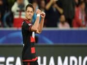 Chicharito lập hat-trick: Hối hận chưa Van Gaal?
