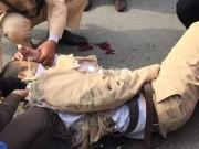 Tin tức trong ngày - Tài xế tông CSGT có thể bị xem xét tội giết người?