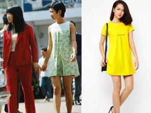 """Sài Gòn xưa và những kiểu mốt  """" 40 năm vẫn mặc tốt """""""