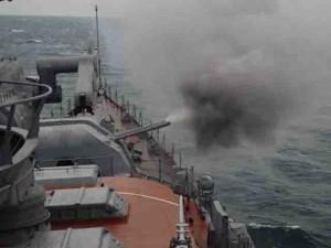 Tàu chiến Nga bắn cảnh cáo tàu cá Thổ Nhĩ Kỳ