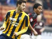 Bóng đá - Milan - Hellas Verona: Tội đồ De Jong