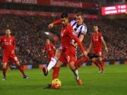 Bóng đá - Chi tiết Liverpool – West Brom: Căng thẳng tột độ (KT)