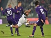 Bóng đá - Juventus - Fiorentina: Sụp đổ 10 phút cuối