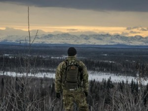 Thế giới - Mục sở thị binh sĩ Mỹ luyện kỹ năng sinh tồn ở Bắc Cực