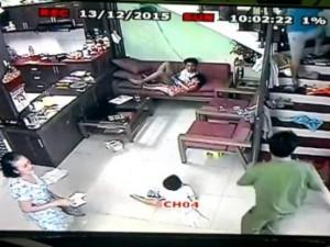 An ninh Xã hội - Cảnh sát nổ súng vây bắt nghi phạm bị truy nã