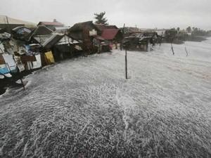Thế giới - Siêu bão đổ bộ, Philippines vội vã sơ tán 750.000 người