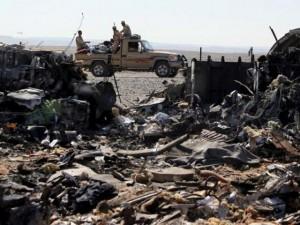 Ai Cập: Không có bằng chứng máy bay Nga rơi do khủng bố