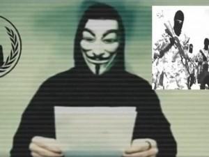 Anonymous cáo buộc doanh nghiệp Mỹ giúp đỡ IS