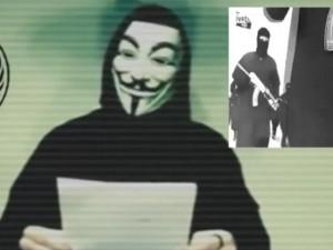 Anonymous tấn công dồn dập, đánh sập 20.000 tài khoản IS