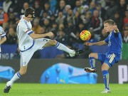 """Bóng đá - Leicester - Chelsea: """"Màu xanh"""" đích thực"""