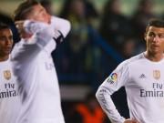 Bóng đá - Real: Sóng ngầm không dứt, vết nứt đội hình