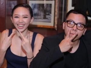Tóc Tiên gợi cảm, thân thiết với bạn trai tin đồn Touliver