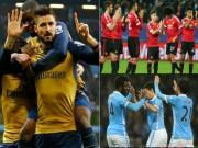 Bóng đá - Tiêu điểm Big 5 V16 NHA: Leicester lại ngạo nghễ lên đỉnh