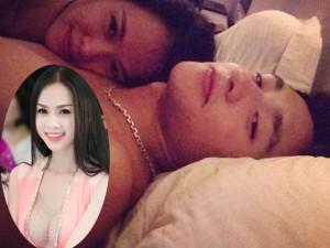 Vũ Ngọc Anh áy náy vì lộ ảnh thân mật với mẫu nam