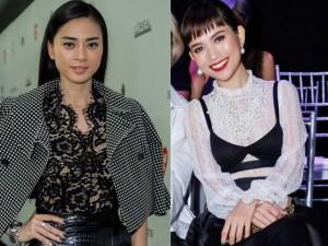 Người mẫu - Hoa hậu - Ngô Thanh Vân mặc xuyên thấu vẫn kín đáo, thanh lịch