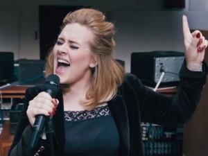 Thưởng thức ca khúc thứ 2 gây bão của Adele sau  ' Hello '