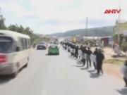 """Video An ninh - Khởi tố vụ """"dân chặn Quốc lộ 1 đòi người"""" ở Hà Tĩnh"""