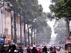Tin tức trong ngày - TPHCM chìm trong sương mù dày đặc trước thềm Noel