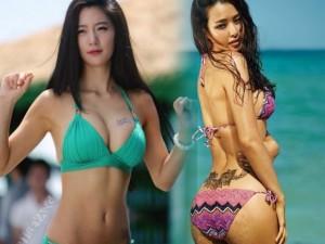 Làm đẹp - 10 mỹ nữ mặc áo tắm gợi cảm nhất Hàn Quốc