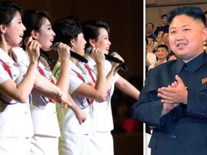 Thế giới - Ngắm vẻ đẹp ban nhạc nữ do Kim Jong-un tinh tuyển