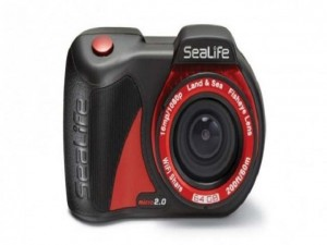 Máy ảnh SeaLife Micro 2.0 có khả năng chụp ở độ sâu 60 m