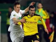 Bóng đá - Augsburg - Dortmund: Hiệp 2 bùng nổ