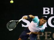 Tennis - Mục tiêu mới của Hoàng Nam