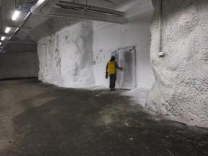 """Thế giới - Bên trong hầm chứa hạt giống chống """"tận thế"""""""