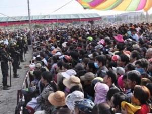 Tin tức Việt Nam - Vụ thảm án ở Bình Phước: Giáp mặt nhóm sát nhân