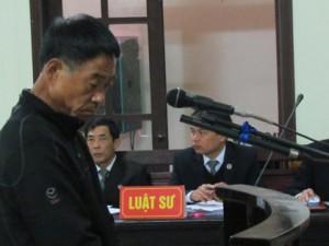 Xử vụ sập giàn giáo Formosa: Đốc công người HQ chối tội