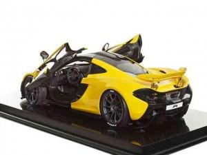 Ô tô - Xe máy - Độc đáo mô hình McLaren P1 kỷ niệm dịp kết thúc sản xuất