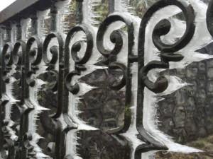 Tin tức trong ngày - Sa Pa: Băng giá phủ kín đèo Ô Quý Hồ