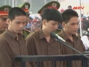 Video An ninh - Clip: Xét xử vụ thảm sát 6 người ở Bình Phước