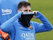 Bóng đá Ý - Tin HOT tối 17/12: Messi bất ngờ dính cơn đau lạ