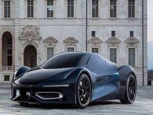 Ô tô - Xe máy - Ngắm mẫu siêu xe thể thao ED Syrma Concept độc đáo