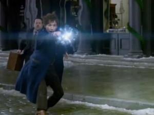 'Harry Potter' tung loạt hình về thế giới phép thuật