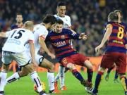 Bóng đá - Liga trước vòng 16: Truất ngôi Barca