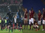 Bóng đá - Serie A trước V17: Đen tối thành Rome, hội hè Milano