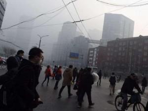 Thế giới - Trung Quốc báo động đỏ lần 2 vì ô nhiễm không khí